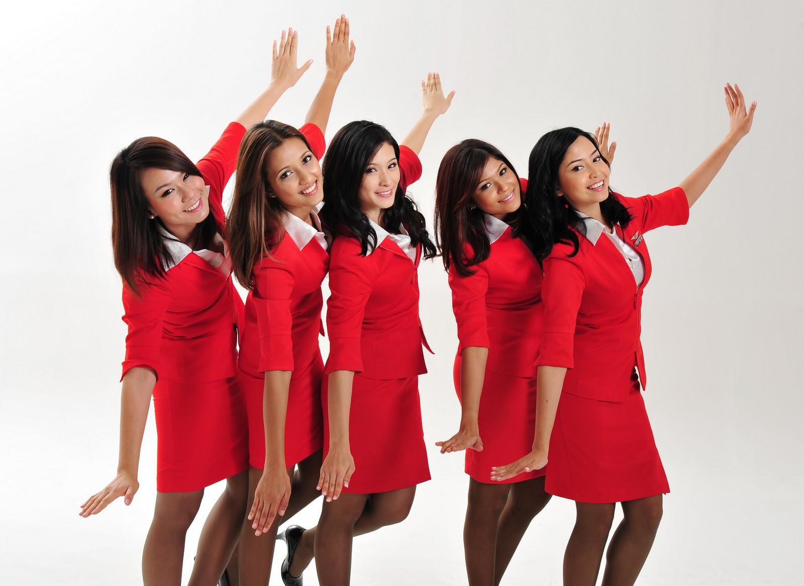 Asian uniforms video air hostess — photo 10
