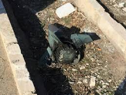 Image result for Ukrainian passenger jet crashed after being hit by Iranian Tor-M1 missile