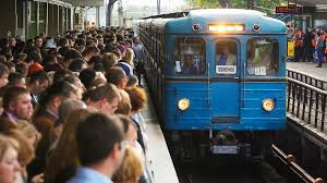 How Muscovites commute to work - Russia Beyond