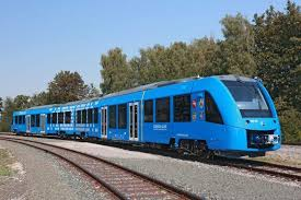 Hydrogen-powered train expected in UK by 2020