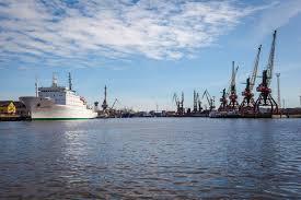 "The seaport ""Kaliningrad"". Russia — Steemit"